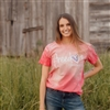 Freedom Vintage Boyfriend t shirt. Southern boutique wholesale graphic tee clothing by Pink Armadillos. Printed on our super soft Bella Canvas tees