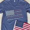 I Pledge Allegiance t-shirt. Southern boutique wholesale graphic tee clothing by Pink Armadillos. Printed on our super soft Bella Canvas tees.