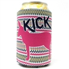 Kick Donkey... 12 Ounce Can Wrap
