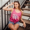 Keep It Happy T shirt Southern boutique wholesale graphic tee clothing by Pink Armadillos. Printed on our super soft Bella Canvas tees.