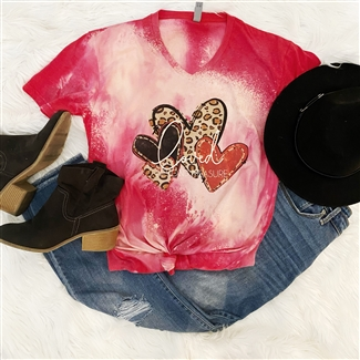 Loved Beyond Measure tshirt Southern boutique wholesale graphic tee clothing by Pink Armadillos. Printed on our super soft Bella Canvas tees.