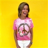 He Will Be Our Peace boutique wholesale graphic tee by Pink Armadillos
