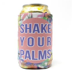 Adorable new Shake Your Palms koozie!