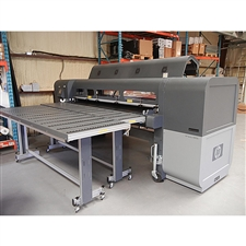 "HP Scitex FB700 98"" UV Flatbed Printer w/ Roll Feed"