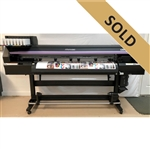 "Mimaki CJV150-130 54"" Printer/Cutter with Contour Cutting"