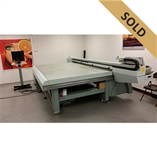 Oce GT-350 Flatbed UV Printer