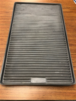 Hubert Cast Aluminum Full Size Display Griddle