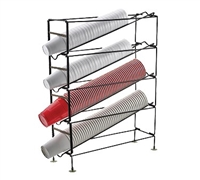 Cup Dispensing Rack