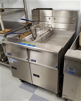 "CLOSEOUT ""NEW"" Fryer - Pitco #SSH55"