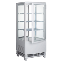 Refrigerated Countertop Display Case
