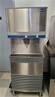 Floor Model, Freestanding Symphony Plus Ice and Water Dispenser - Follett #110FB400W