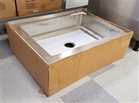 New Mop Sink @ Used Price - Advance Tabco #9-OP-28