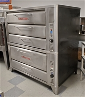 Used Double Stack Deck Oven - Blodgett #981-951