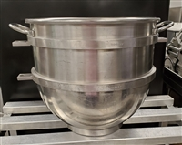 Used 60 Quart S/S Bowl for Hobart Legacy #BOWL-HL60