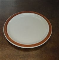 "Used 9 1/2"" Dinner Plate - ""Rego"" Old Hickory #C761-25"