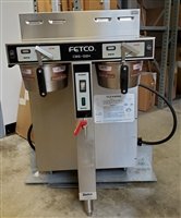 Used Twin Coffee Brewer - Fetco #CBS-52H-15