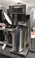 Used Pour Over Airpot Brewer - Bunn #CW15-APS