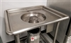 USED Disposer Table