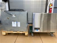 Used Remote Ice Maker with Condenser