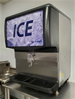 "Used ""Like New"" Ice Dispenser - Ice-O-Matic #IOD250"