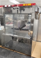 Used Popcorn Machine - Server Products #PNS