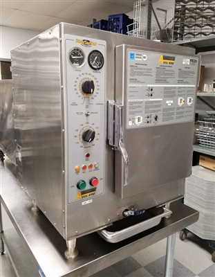 Used Electric Steamer - Accutemp #S62083D100