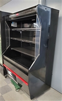 "Used 50"" Open Air Refrigerator - McCray #SC-D32E-4-LS"