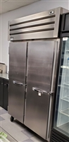 Used 2 Section Refrigerator - True #STR2R-2S