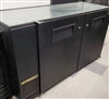 "Used 60"" Back Bar Cooler - True #TBB-24GAL-60"