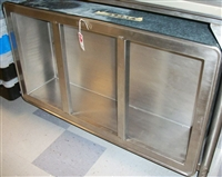 USED Atlas Metal Insulated Drop in, Model #WICD-3