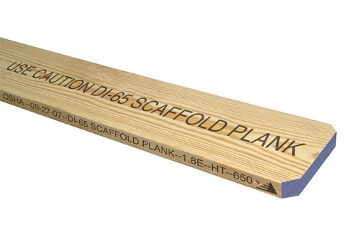 Brand New Pine Scaffold Boards CUT TO SIZE in feet