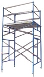 10' Non-Rolling Scaffold Tower
