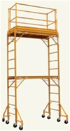 12' Multi-Function Tower - Steel
