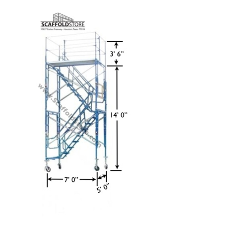 Scaffold Stair Tower 888 777 4133 Scaffold Store