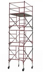 16' Rolling Scaffold Tower
