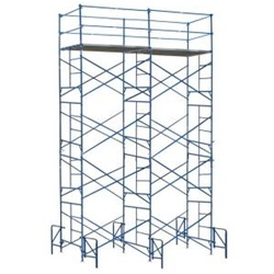 26'T x 14'L x 5'W  Mason Frame Scaffold Tower