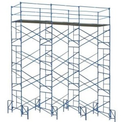 26'T x 21'L x 5'W  Mason Frame Scaffold Tower