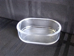ABBA OVAL CLEAR CUP