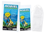 "ACUREL 4"" X 12"" FILTER DRAWSTRING LIFEGUARD BAG  UPC 842982080324"