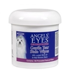 ANGELS' EYES GENTLE TEAR STAIN WIPES 100CT UPC 094922008176