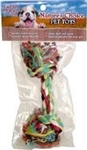 LOVING PETS PRODUCTS NATURE'S CHOICE SMALL MULTICOLORED ROPE 082064225