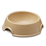 LOVING PETS PRODUCTS BAMBU BOWL MEDIUM - OATMEAL
