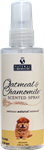 NATURAL CHEMISTRY NATURAL OATMEAL/CHAMOMILE SCENTED SPRITZER 100ML UPC 717108111070