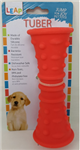 SAFEMADE PET PRODUCTS LEAP TUBER RED