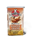 KALMBACH FEEDS LIVE STOCK FEED SCRATCH GRAINS 50 LB. BAG