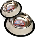 LOVING PETS PRODUCTS 24 OZ. MIRRORED BOWL  UPC 842982072329