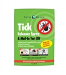 MARSHALL PET PRODUCTS TICK RELEASER SPRAY & MAIL IN TEST KIT  UPC 766501307184