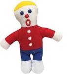"** OUT OF STOCK ** MULTIPET MR. BILL CAT TOY SIZE: 4"" 3/PK UPC 78436920715"