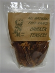 MERLIN'S MAGIC ALL NATURAL FREE RANGE BRAZILIAN CHICKEN TENDERS 1 LB. BAG UPC 817172010801