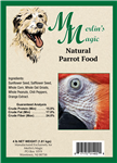 MERLIN'S MAGIC NATURAL BLENDS PARROT 6/4LB